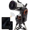 Телескоп Celestron NexStar Evolution 6, Шмидт-Кассегрен 354х (12090) +  Wi-Fi + USB + GPS + GoTo + набор для чистки оптики 5в1